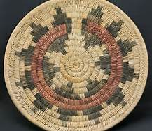 american indian basket