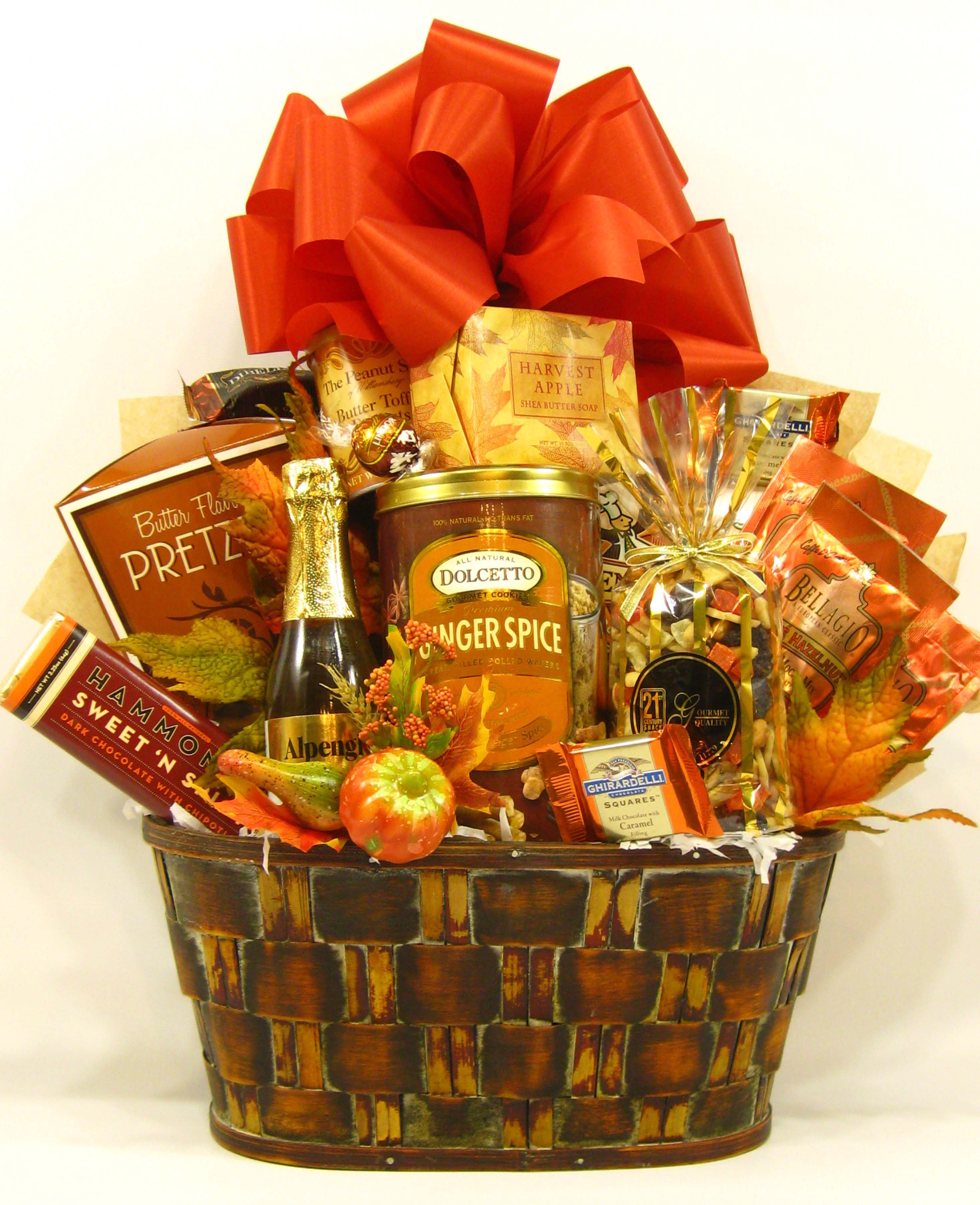 All About Gift Baskets