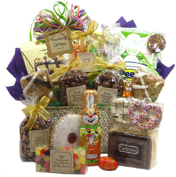 Anything in a blog all about gift baskets dont fit exactly what you want because you would like to send an easter or spring basket to a family then these baskets could be the perfect solution negle Image collections